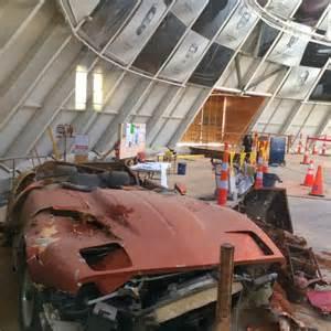 national corvette museum in bowling green kentucky