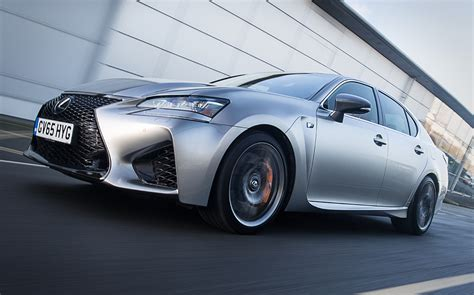 The Clarkson Review 2016 Lexus Gs F