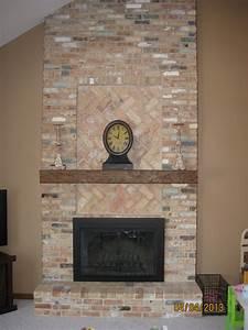 Apartment Brick Wall Wood Flr On Pinterest Walls