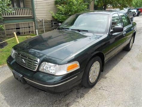 green ford crown victoria  sale  cars  buysellsearch
