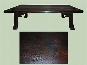 Dining Table: Traditional Japanese Dining Table