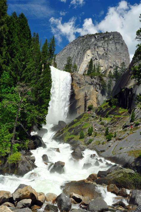 Yosemite National Park Usa See The States