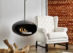 Bioethanol Fireplace Fuel Style Cocoon Aeris Hanging Fireplace Cocoon Fires BioEthanol Fires