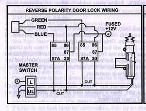 Reverse Polarity Door Locks  Help