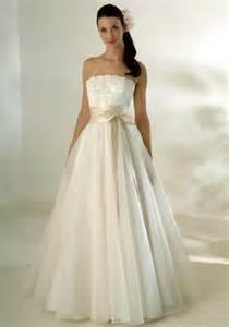 wine wedding dress wedding dress with chagne sash a wedding in chagne