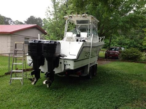 Robalo Boats Cuddy Cabin by 1995 Robalo Cuddy Cabin Powerboat For Sale In Alabama