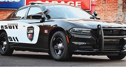 Dodge Charger Pursuit Police Custom Daily Giant