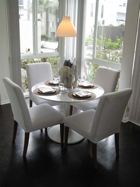 coastal style dining room modern dining room los angeles  madison modern home