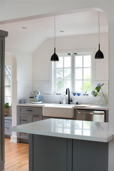 beforeafter  cool  confident kitchen  la  project  remodelista