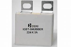 Igbt Snubber Capacitors Selection Guide  U2013 Passive