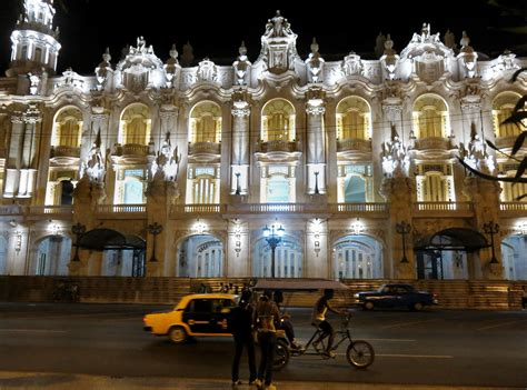 Old Havana Reflects A New Era Of Physical, Social Change