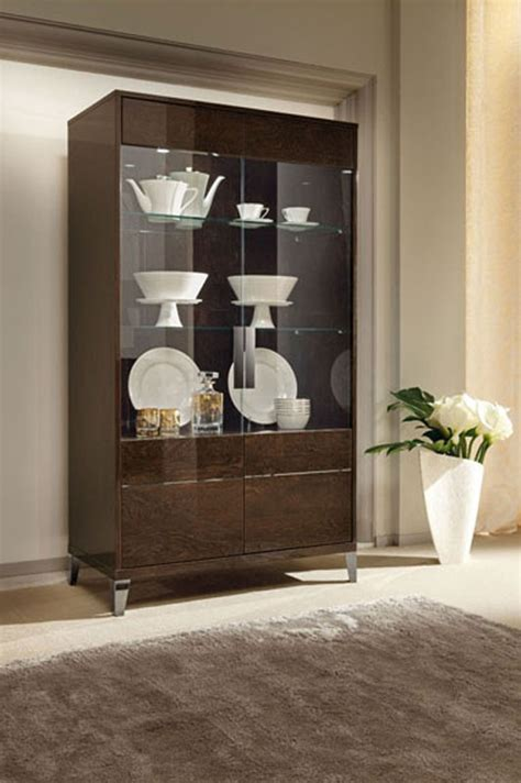 Modern Dining Room Sets With China Cabinet by Italian Modern China Cabinet