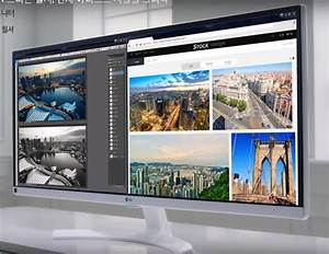 LG unveils world's largest ultrawide 21:9 screen monitor ...