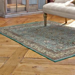 Teppich In Küche : teppich le perron t rkis loberon ~ Markanthonyermac.com Haus und Dekorationen