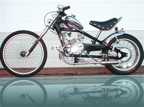 Motorized Bicycle On Pinterest