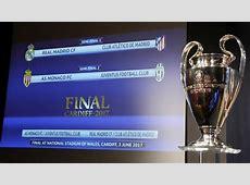 LIGA CHAMPIONS 2017 Semifinal Derby Madrid, AS Monaco vs
