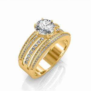 1 5 Carat Diamond Price Chart The Aurora Solitaire Ring Solitaire Diamond Rings At
