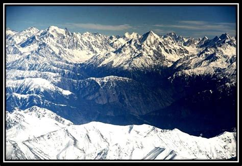 himalayan range in india treknature kashmir himalayas photo