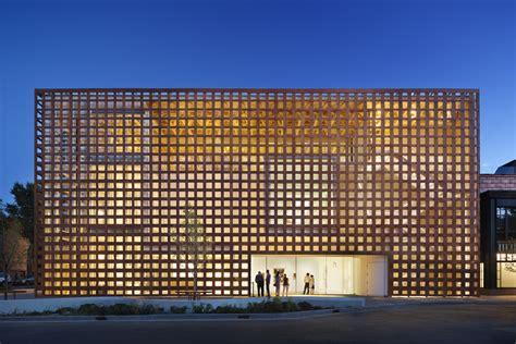 aspen museum shigeru ban architects archdaily