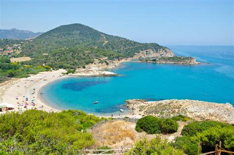 Sardinia South Leisurely Cycling Holiday Beach Lovers
