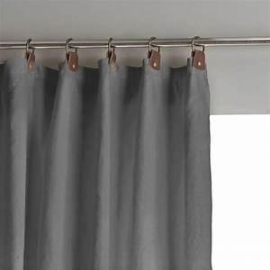 Rideau Blanc Cassé : 1000 ideas about rideaux lin on pinterest rideau lin rideau lin blanc and panneaux de rideau ~ Teatrodelosmanantiales.com Idées de Décoration