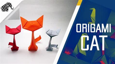 origami     origami cat youtube