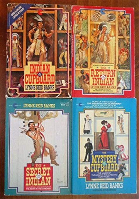 Indian In The Cupboard Series by Mini Store Gradesaver