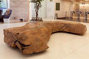Meuble Bois Brut : meubles en bois brut par tora brasil les meubles extraordinaires ~ Teatrodelosmanantiales.com Idées de Décoration
