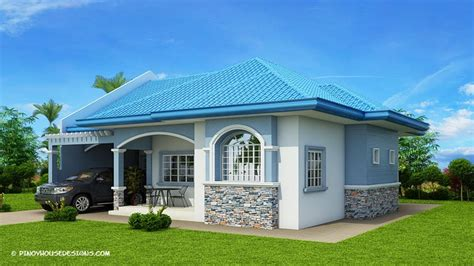 5 Modern House With 3 Bedroom Design, Plan And Price