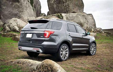 2019 Ford Explorer Sport Release Date Petalmistcom
