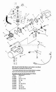 Craftsman 921152100 Parts List And Diagram