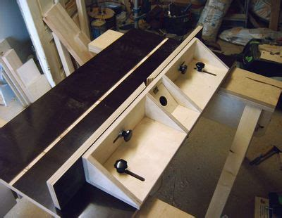 ulis router   table
