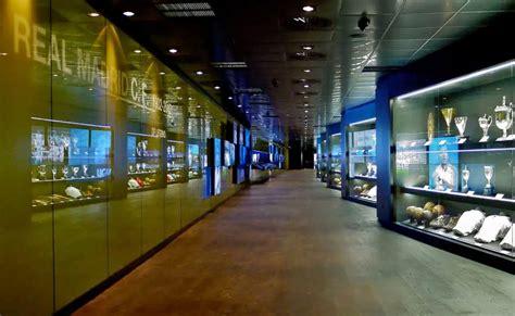 Real Madrid Santiago Bernabeu Stadium & Museum Tickets