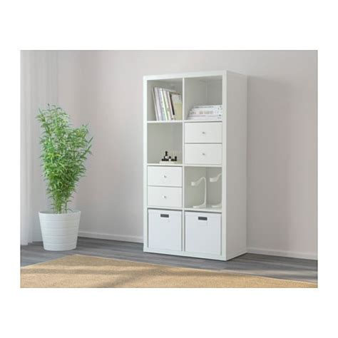 white shelf for bathroom kallax étagère blanc ikea