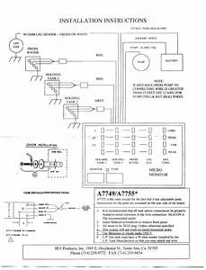 Rv Tank Sensor Wiring Diagram