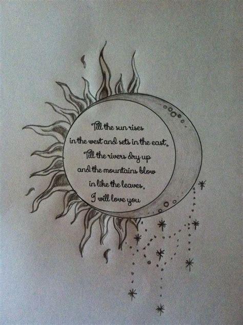 Sun And Moon Quotes Caaccba87ae85959a49ec92d9381c27c Jpg 750 215 1 004 Pixels