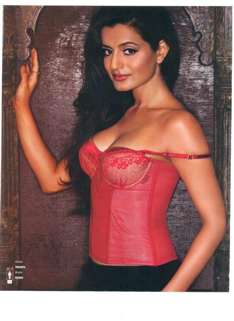 Amisha Patel The Man Magazine July Indian