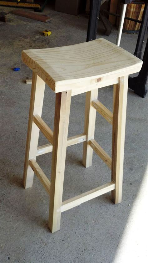 saddle bar stool woodworking plans woodworking projects plans