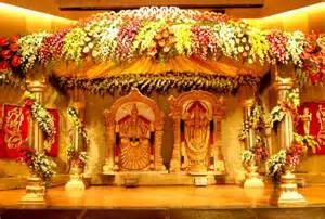 hindu wedding decorations sri balaji function marriage halls in hyderabad