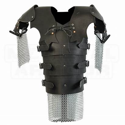 Chainmail Leather Warrior Elven Armour Viking Medieval