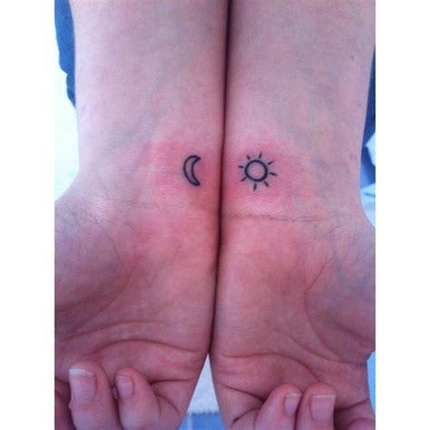 sun  moon wrist tattoo atchristine riegel lemp  add