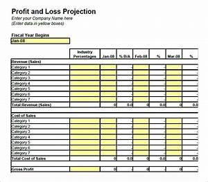 Profit And Loss Template Google Docs Free 21 Sample Profit And Loss Templates In Google Docs