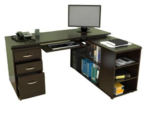 metal table l shades l shaped computer desk with keyboard tray l shaped