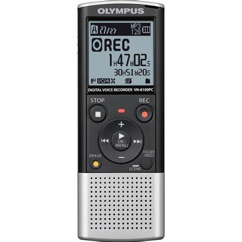 Background Voice Recorder Olympus Vn 8100pc Digital Voice Recorder 142600 B H Photo