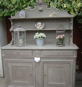 renovation et relooking de vieux meubles pour une deco With deco cuisine pour meuble bibliothèque