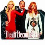 Death Becomes Folder Icon 1992 Deviantart