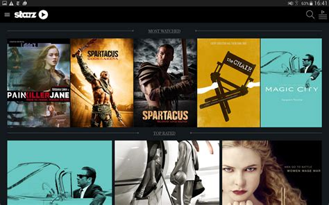 Starz Play Arabia Android Apps On Google Play
