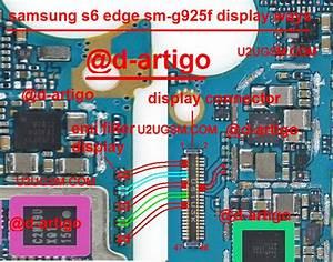 Samsung Galaxy S6 Edge Lcd Display Ic Solution Jumper