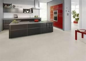 Vinylboden Fliesenoptik Küche : betonoptik dekor klick vinyl vinylboden raumtrend ~ A.2002-acura-tl-radio.info Haus und Dekorationen
