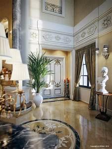 villa de luxe au design dinterieur oriental au qatar With modele de plan maison 14 firme de design et decoration dinterieur designer